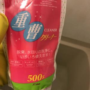汚れがひどい浴槽に重曹やクエン酸を率いて戦ったけど・・・。