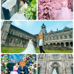 国際結婚 前撮り写真を撮りました!その費用や完成写真は?