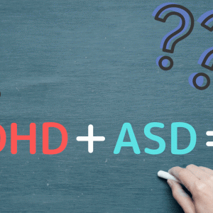 ADHDとASD(自閉症スペクトラム/アスペルガー)を併発!どんな状態が起きる?