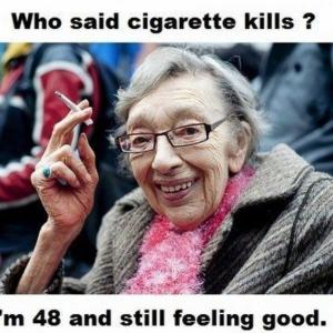 低所得者に多い喫煙率 ww タバコ代を運用した方がいいわ