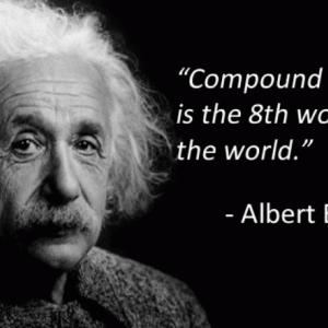 アインシュタインは本当に「複利は人類最大の発明」と言ったのか?