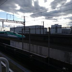 【大宮】で新幹線が見えるスポット