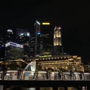 美しいシンガポールの夜景を堪能!!シンガポールのリバークルーズを徹底解説(割引情報あり)