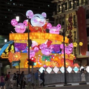 【2020年】シンガポールの春節・旧正月のマリーナベイサンズ花火情報