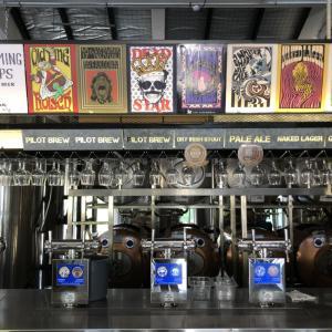 こだわりのクラフトビールをTAPで飲める『Little Island Brewing』が超おすすめ