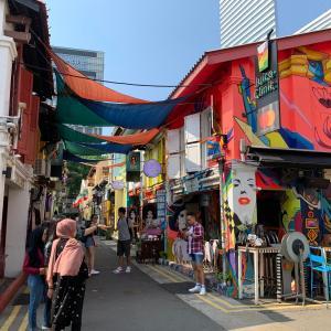 シンガポール在住者が選ぶブギス周辺のおすすめカフェ/レストラン6選+α