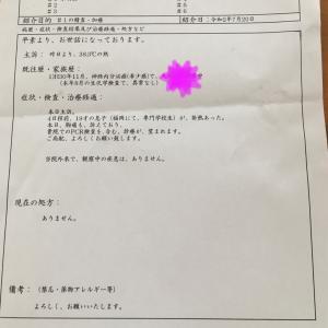PCR検査  ①