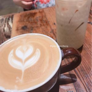 アラモアナショッピングセンターのオススメカフェ「アイランド・ブリュー・コーヒーハウス」