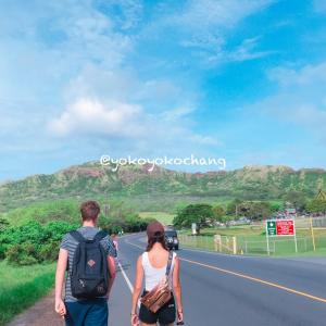 ハワイ留学最後は、ハワイから出たくなくなるらしい😇