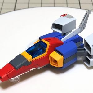 コアファイター完成 MG ZZガンダム Ver.Ka