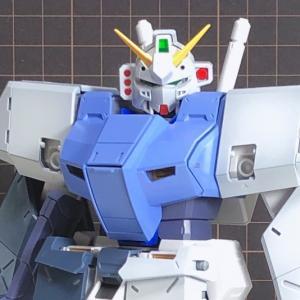 MG ガンダム NT-1 Ver.2.0 塗装開始