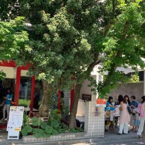 四ツ谷アマルフィー開催【ミセス日本グランプリミセスの会】東日本チャリティマルシェ
