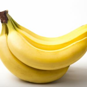 バナナはおやつに入るのか考えてみた。そもそもバナナの栄養とは?