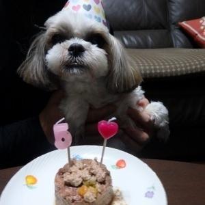 お誕生日おめでとう。