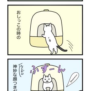 【2コマ】顔つき