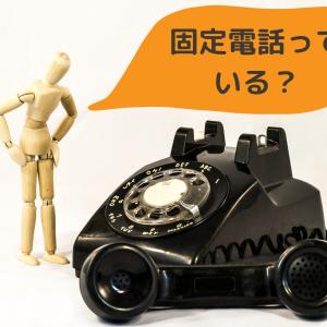 固定電話って必要?~固定電話やめたら不便になったこと~
