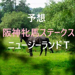 第63回阪神牝馬ステークス(GⅡ)第38回 ニュージーランドトロフィー(GⅡ)追切評価・独自指数・予想