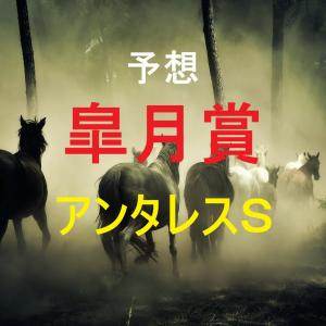 第80回 皐月賞(GⅠ)第25回 アンタレスステークス(GⅢ)追切評価・独自指数・予想