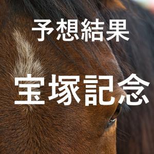 第61回 宝塚記念(GⅠ)予想結果・回顧・反省