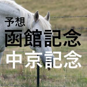 第56回函館記念(GⅢ)第68回中京記念(GⅢ)追切評価・独自指数・予想