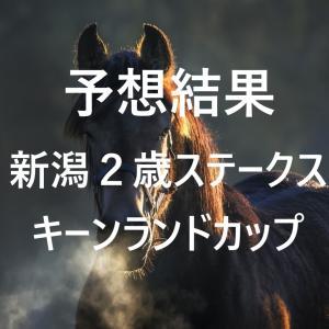 第40回新潟2歳ステークス(GⅢ)第15回キーンランドカップ(GⅢ)予想結果・回顧・反省