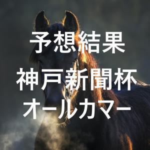 第68回神戸新聞杯(GⅡ)第66回オールカマー(GⅡ)予想結果・回顧・反省