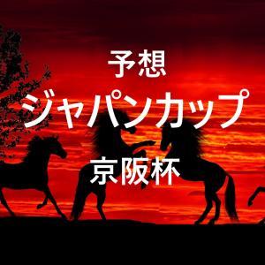 第40回ジャパンカップ(GⅠ)第65回京阪杯(GⅢ)予想