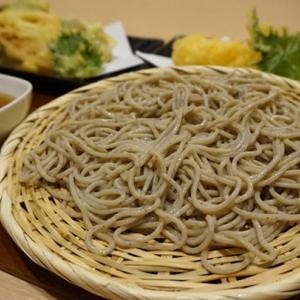 青森市 蕎麦と酒菜 穂ろ香