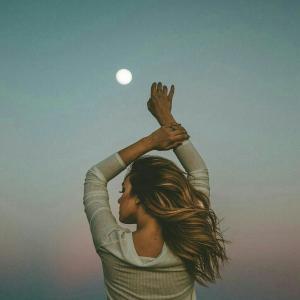 台風で大きなエネルギーが動いた後の牡羊座満月
