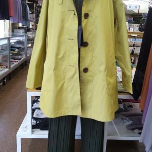 ここ酒田ではお勧めしたくないコートと、お勧めしたいコートの違い