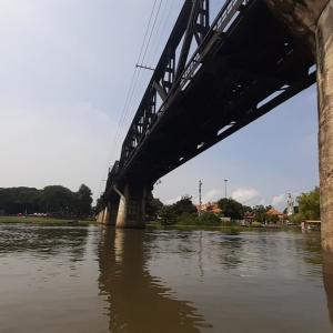 「戦場にかける橋」のカンチャナブリに行ってきました!