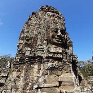 カンボジア旅行2日目「アンコール・トム」