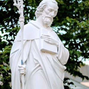 聖ベネディクトのメダイ