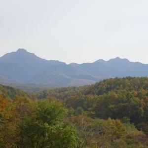 蓼科高原の秋