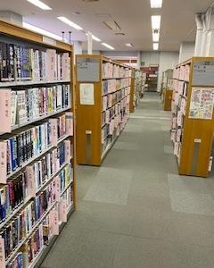 図書館とオヤツ