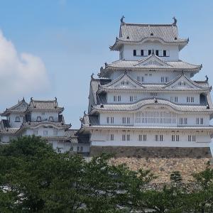 8月酷暑の中、姫路城へ行ってみた