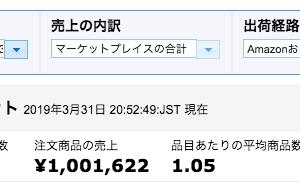 【実績報告】電脳せどり 4ヶ月目の実績報告について〜月商226万達成〜
