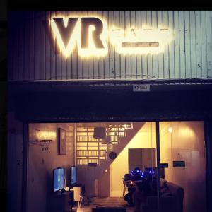 VRcafeはじめました