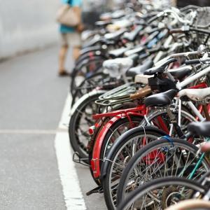 自転車のかごを自分で交換してみる