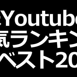 株Youtuber人気ランキング! 1位はあの人?