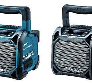【製品】マキタ、電動工具のバッテリーで動くワイヤレススピーカーを発売