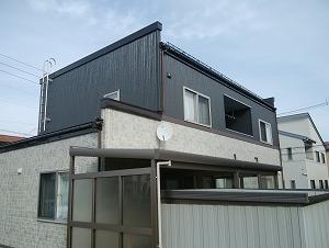 屋根・外壁塗装体験談 費用は相場通りだったので内容と信用で決めた