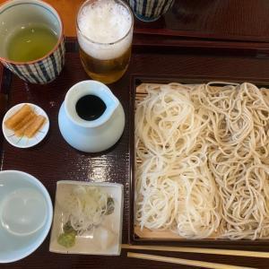 日本そばの美味しさをわかってきたお年頃