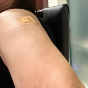 コロナワクチン2回目完了です