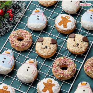 韓国クリスピークリームドーナツ