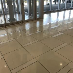 現在の関西空港第2ターミナルの状況