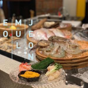 【狎鴎亭】魚介類がたくさん食べれる韓国居酒屋