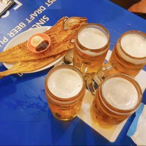 【乙支路】ソウルの名店3500w生ビールビアBAR