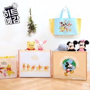 今 韓国ダイソー行ってたら買う!ディズニーバッグ