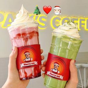 韓国ペクさんのカフェもクリスマスです!